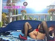 linda latina culona metiendose juguete por el orto.