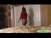 Stepmom Eva Notty decide to help Janice with her BF'_s big cock