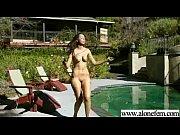 (nadia noel) gorgeous alone girl masturbating with sex.