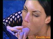 Laura Angel really likes the taste cum