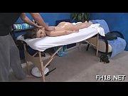 Massage porn clip scene