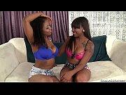 pretty ebony girls lez out!