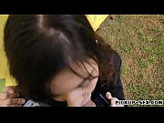 Lovely Czech babe gets railed in public