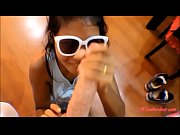 HD tiny thai teen oriental teen heather deep give deep throat and get huge facial on glasses 2 new