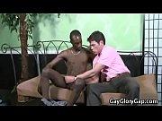 Black Gay Man Fuck White Sexy Teen Boy Hard 18 Thumbnail