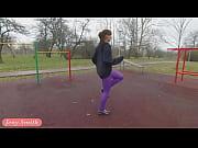 thumb Jeny Smith    Pantyhose Workout