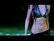 Sruthi hasan hot bikini scene from her first movie