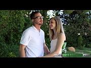 Skinny Blonde Teen Girlfriend One Last Fuck - TeamSkeetScenes.com