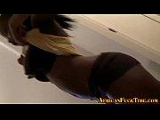 supr hot black african teen marisol