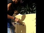 Ninfetinha tomando skatada da xereca molhada :)