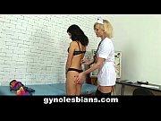 Seduced by lesbian gynecologist