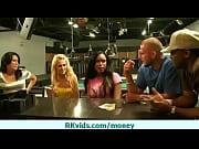 Busty amateur listens to the Money Talk 23 Thumbnail