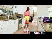 Tit Fucking Rollergirl(Ella Knox) 01 clip-19