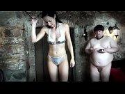 Mistress Isobel Brutally Canes Her Slave'_s Bare Ass!