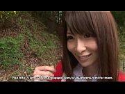 amateur Asian Teen blowjob outdoor public sex Thumbnail