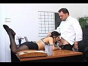 Секретарша в офисе