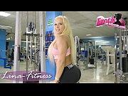 Baise jeune blonde grosse se masturbe