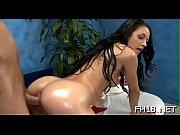 erotic oil massage