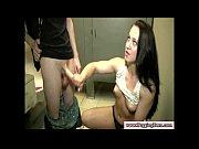девушки дрочат член ногами и руками видео