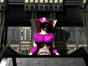 Seidorenger - Humiliated Sentai Heroine 3D censored - DrTuber.com