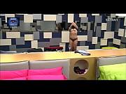 Federica Lepanto topless @ Grande Fratello 14 (IT)