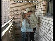 thumb young blonde suck big dick outdoor