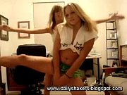 Sexy teen girls dancing