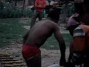 indian hot builders bathing