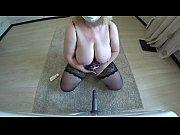 thumb big booty ripples during anal masturbation milf fucks doggy style