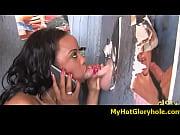 Interracial gloryhole amazing blowjob video 25
