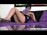 Cute Amateur Teen Girl Masturbating clip-36