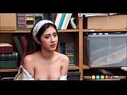 Latina Teen Shoplifter Fucked