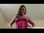 Blow a big load of cum for Carmen Valentina JOI