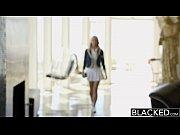 thumb Blacked Blon de Girlfriend Alli Rae Loves Black Cock