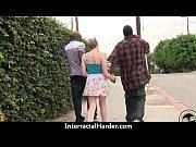 Real Latina MILF interracial sex tape 7