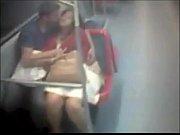 sexo en vagon linea 4 a metro de.