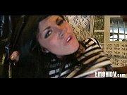 emo goth slut 288