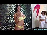 When Hot Lez Meet Mean Lesbo Sex Get Hard Style video-19