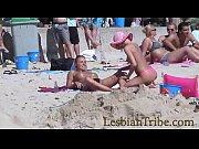 Sex Pe Plaja Cu Lesbience Care Isi Dau Limbi Si Se Atig Pasional