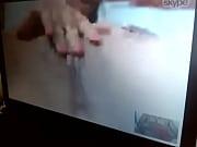 amiga por skype mostrando Thumbnail