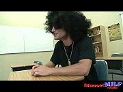 student destroys his teachers pussy