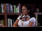 Mature Bombshell Teacher Seduces Lesbian Schoolgirl LesbianCums.com