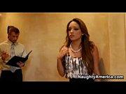 Petite latina takes a pounding in the closet Thumbnail