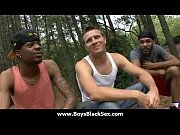 Black sexy gay boys bang white studs 14 Thumbnail