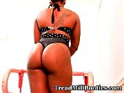 thick bunda, jiggly nalga - treadmillbooties.com
