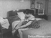 vintage porn 1950s - shaved pussy,.
