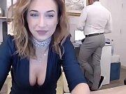fuckwork Camming Behind Her Bosses Back FULL STREAM Part 1