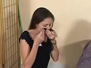 girl panty smelling 1(fille sent petite culotte)