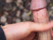 outdoors masturbation