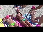 Girlfriends have a beach orgy 216
